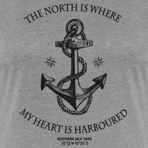 Northern Heart Wms - Women's Premium T-Shirt