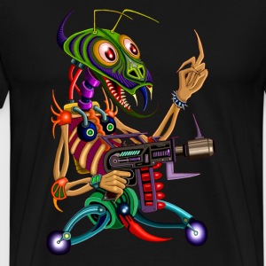 insect warrior - T-shirt Premium Homme