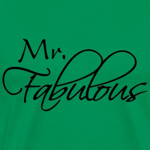 Mr Fabulous T-Shirts - Men's Premium T-Shirt