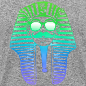 Pharaon Swagg Pastels T-shirts - Mannen Premium T-shirt
