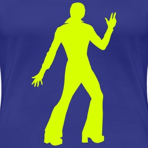 Disco dancer  T-Shirts - Women's Premium T-Shirt