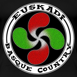 euskadi basque country Tee shirts - T-shirt Premium Femme