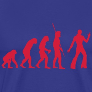 Disco Evolution T-shirts - Premium-T-shirt herr