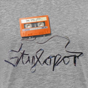 Tape (orange) © by STYLOPOR - Männer Premium T-Shirt
