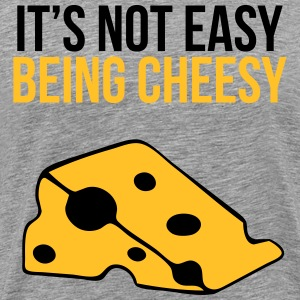 Cheesy T-Shirts - Men's Premium T-Shirt