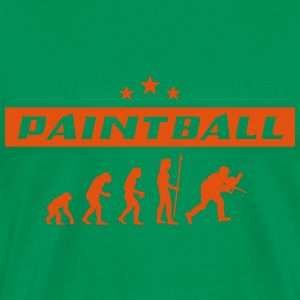 paintball_evolution T-Shirts - Männer Premium T-Shirt