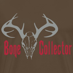 bone collector T-Shirts - Men's Premium T-Shirt