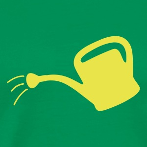 Garden t-shirt with watering can - Men's Premium T-Shirt