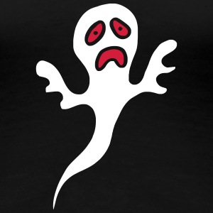 Gespenst Geister Ghost Halloween Voodoo Phantom T-Shirts - Frauen Premium T-Shirt