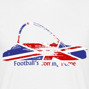 Wembley Estadio Union Jack  Camisetas - Camiseta hombre