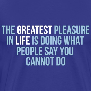 pleasure T-Shirts - Men's Premium T-Shirt