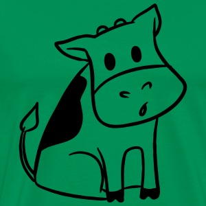 cow T-Shirts - Men's Premium T-Shirt