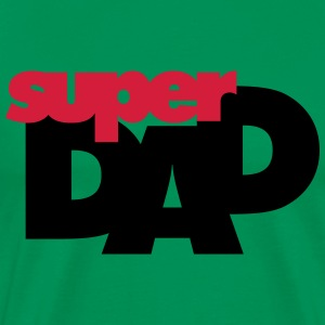 Super Dad 1 - Men's Premium T-Shirt