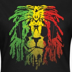 Lion Rasta Tee shirts