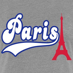 paris T-Shirts - Women's Premium T-Shirt