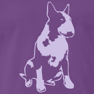 Bull Terrier 2013 1c_4dark T-Shirts - Men's Premium T-Shirt
