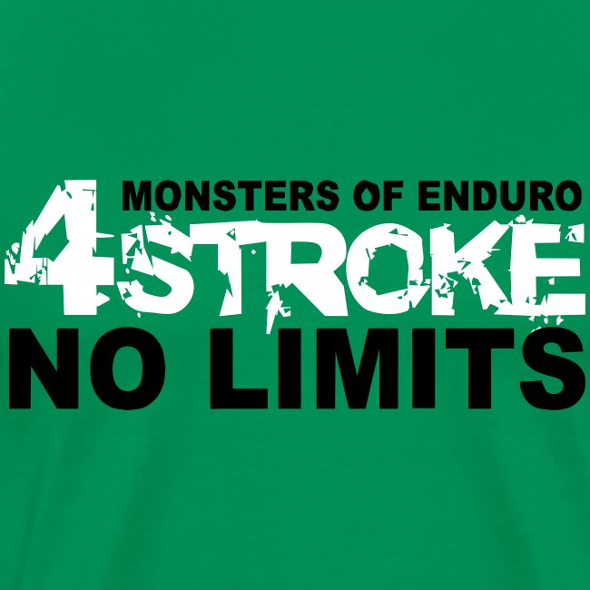 4 Stroke - No Limits