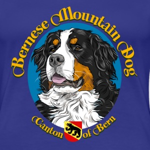 bernese_mountain_dog T-Shirts - Women's Premium T-Shirt