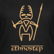 Motiv ~ ETHNOSTEP T-Shirt FEMALE