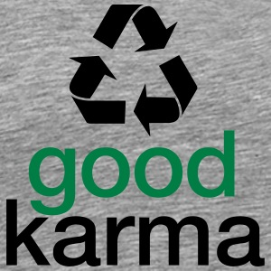 Good Karma T-Shirts - Men's Premium T-Shirt