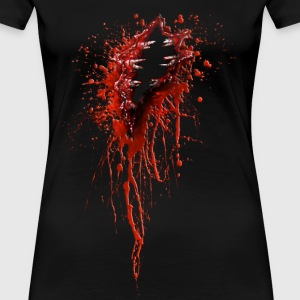 Heartless - Frauen Premium T-Shirt
