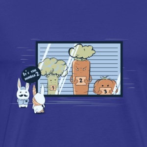 Vegetables suspects - Men's Premium T-Shirt