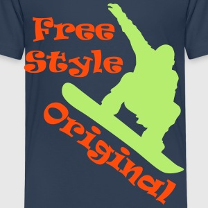 freestyle Shirts - Kids' Premium T-Shirt