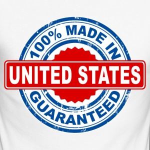 usa united states 05 Long sleeve shirts - Men's Long Sleeve Baseball T-Shirt