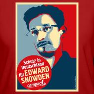Motiv ~ Schutz in Deutschland für EDWARD SNOWDEN