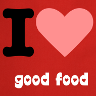 Motiv ~ I love good food