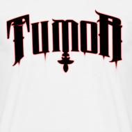 Motiv ~ Tumor T-Shyrt (Logo 1 Rot-Schwarz)