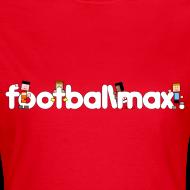 Design ~ Footballmax T-Shirt Woman