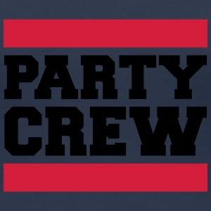 Party Crew Design T-skjorter - Premium T-skjorte for kvinner