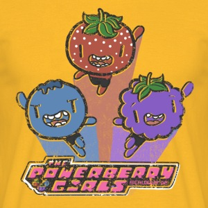 The Powerberry Girls T-Shirts - Männer T-Shirt