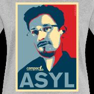 Motiv ~ Edward Snowden ASYL