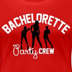Bachelorette party Crew T-Shirts