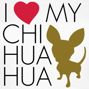 love_my_chihuaua T-Shirts - Women's T-Shirt