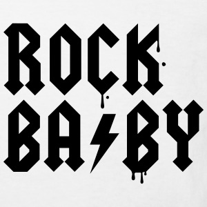 Rock that swag newborn baby graffiti birth style Tee shirts - T-shirt Bio Enfant