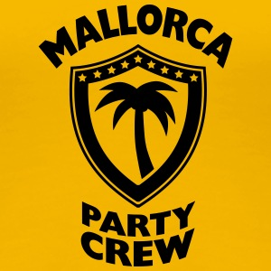 Mallorca Party Crew T-shirts - Vrouwen Premium T-shirt