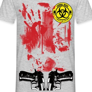 Zombie Wear Bloody  T-Shirts - Men's T-Shirt