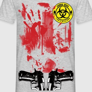 Zombie Wear Bloody  - Männer T-Shirt