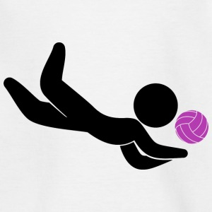 Volleyball (dd)++2013 Shirts - Kids' T-Shirt