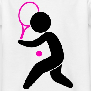 Tennis (dd)++2013 T-Shirts - Kinder T-Shirt