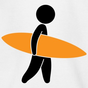 Surfer (dd)++2013 Shirts - Kids' T-Shirt