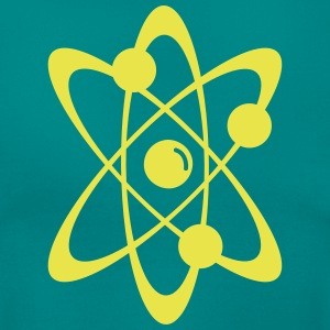 Atomic nuclear radioactive nuclear science 1c T-Shirts - Women's T-Shirt