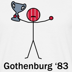 Gothenburg '83 - Men's T-Shirt
