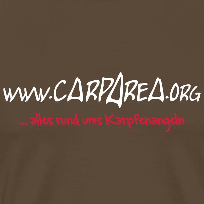 www.carparea.org T-Shirt mit Logo (in Farbe)