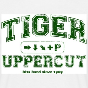 Tiger Uppercut - Männer T-Shirt