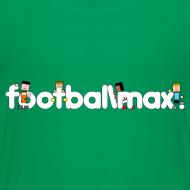 Design ~ Footballmax T-Shirt Boys (10-12yo)