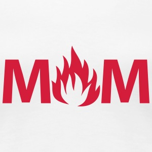 Hot Mom T-Shirts - Women's Premium T-Shirt